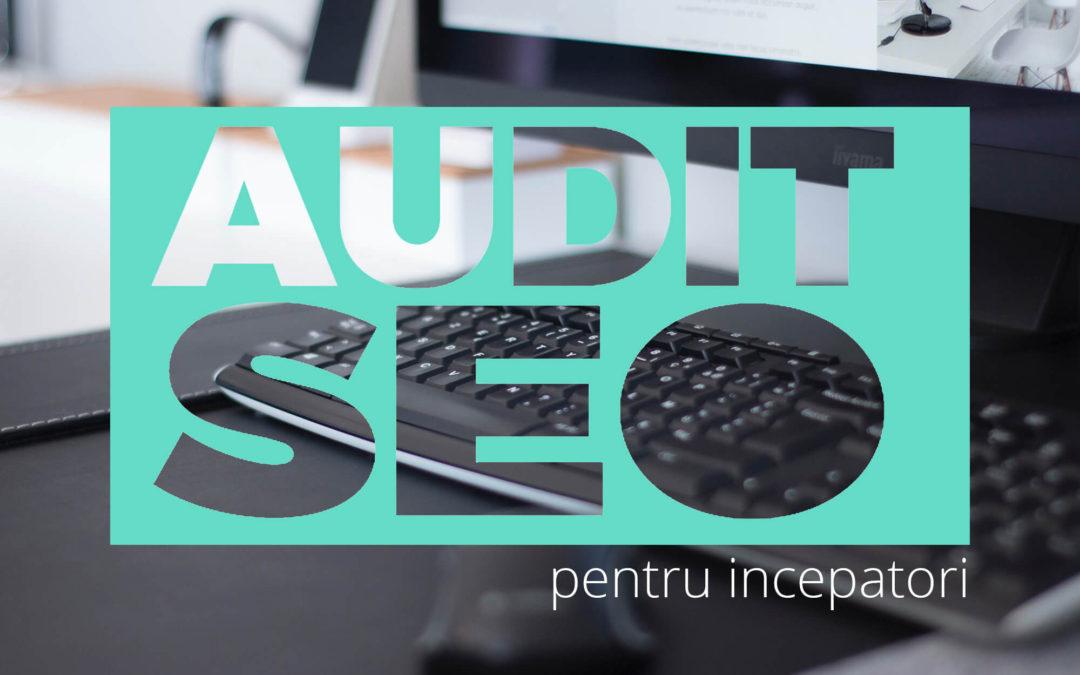 Cum iti faci singur Audit SEO – ghid pentru incepatori